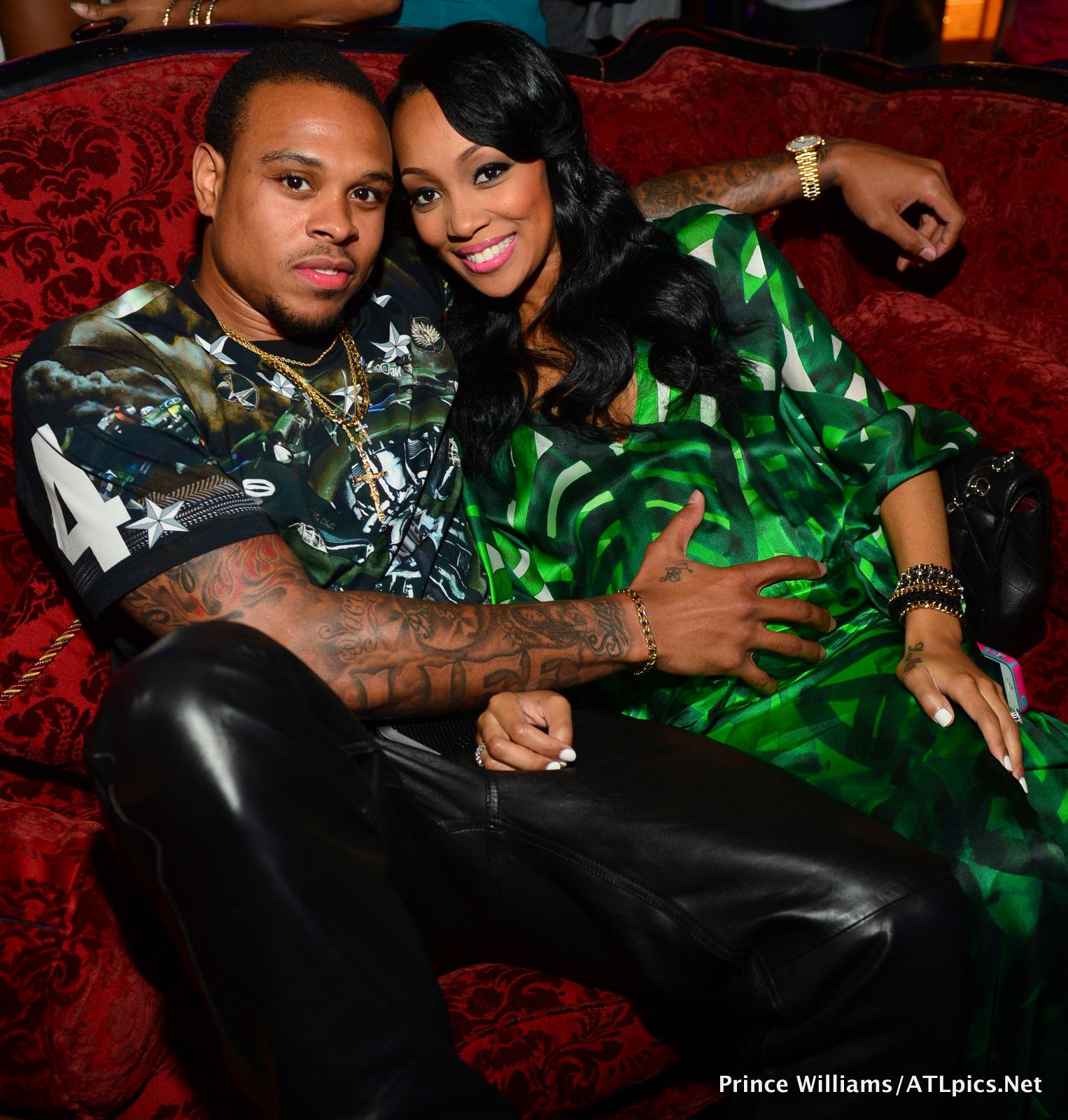 LeToya Luckett couple