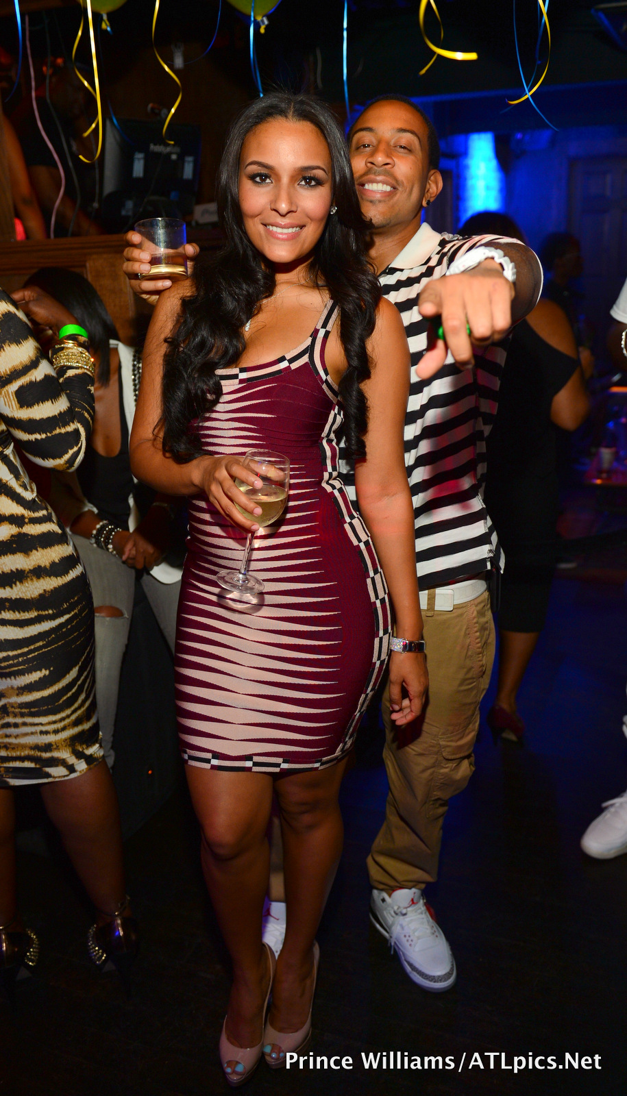 ludacris dating 2013 Ludacris wasn't kidding around when he proposed to girlfriend eudoxie  mbouguiengue a couple of weeks ago according to the atlanta.
