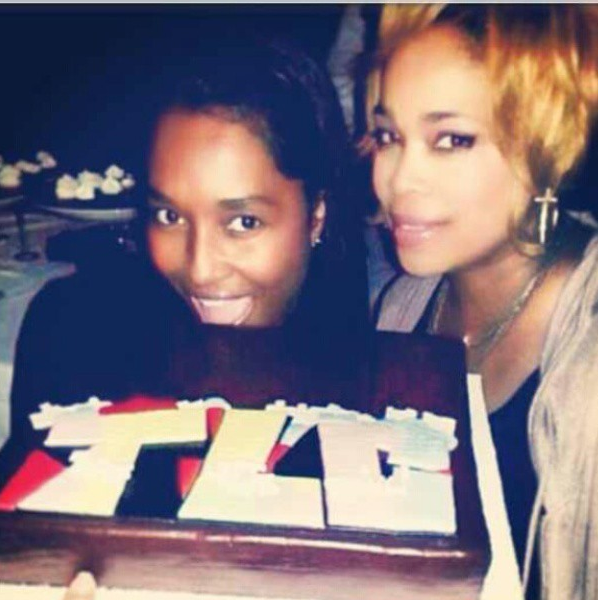 "[WATCH] TLC Returns To the Big Stage, Confesses They're Conflicted About Bringing ""Left Eye"" Back As A Hologram"