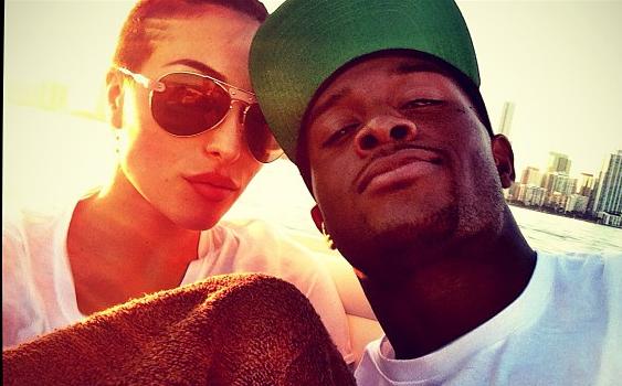 Kim Kardashian's Ex Reggie Bush + Fiancee Lilit Avagyan Welcome Baby Girl