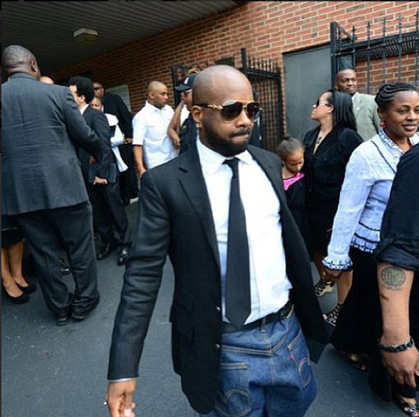[Video] Tiny, Jermaine Dupri, Keke Wyatt Attend Chris Kelly's Funeral In Atlanta
