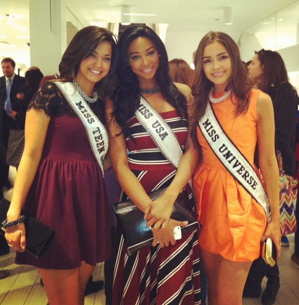 Miss-USA-Nani-Meriweather-Saks-Event-The-Jasmine-Brand