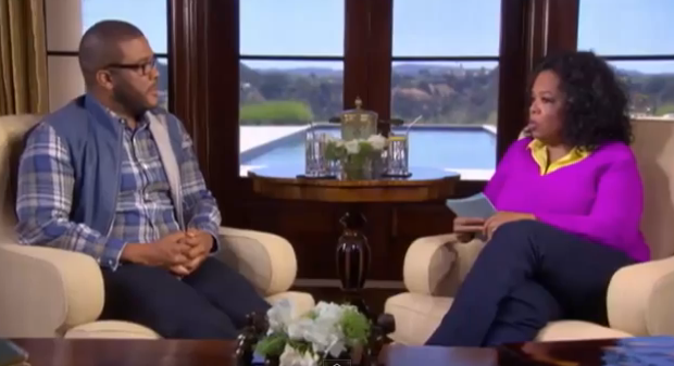 Tyler Perry Appears On Oprah's 'Next Chapter': Talks Feuding With Spike Lee, Being Referred to As 'Malt Liquor' & Keeping An Eye On Bobbi Kristina