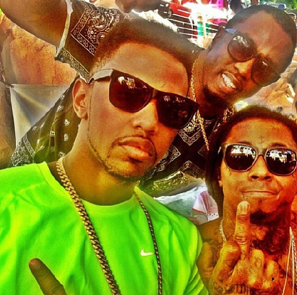 Memorial Day Leftovers: Diddy Parties In Vegas, Lil Kim Performs In DC + Lil Wayne Takes Over 'King of Diamonds'