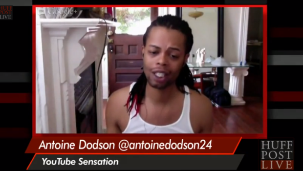 [WATCH] Antoine Dodson Gives Up Being Gay For Jesus Christ: I Want To Marry A Woman, Have Some Kids