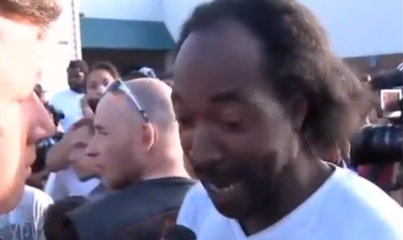 [VIDEO] Meet America's New Hero, Charles Ramsey: 'I knew something was wrong when a little, pretty white girl ran into a black man's arms.'