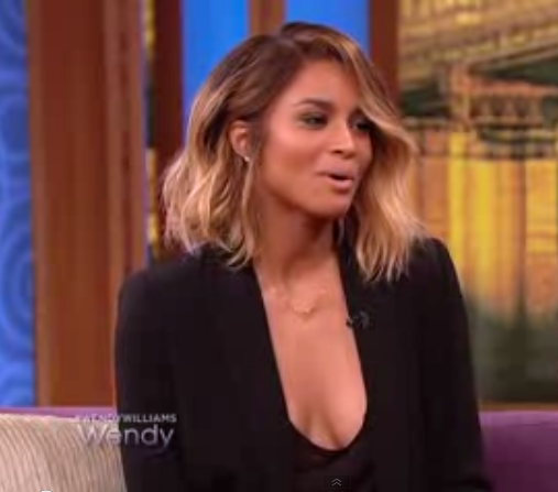 [VIDEO] Ciara Says Getting Boyfriend Tattoo'ed On Her Finger Is Her Way of Speaking Things Into Existence