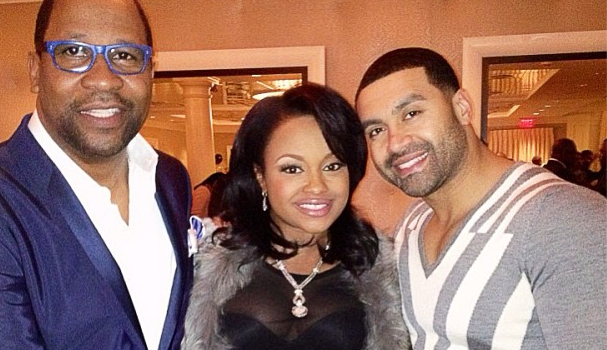 Ovary Hustlin': RHOA's Phaedra Parks Delivers Baby Two Weeks Early, C-Section Performed