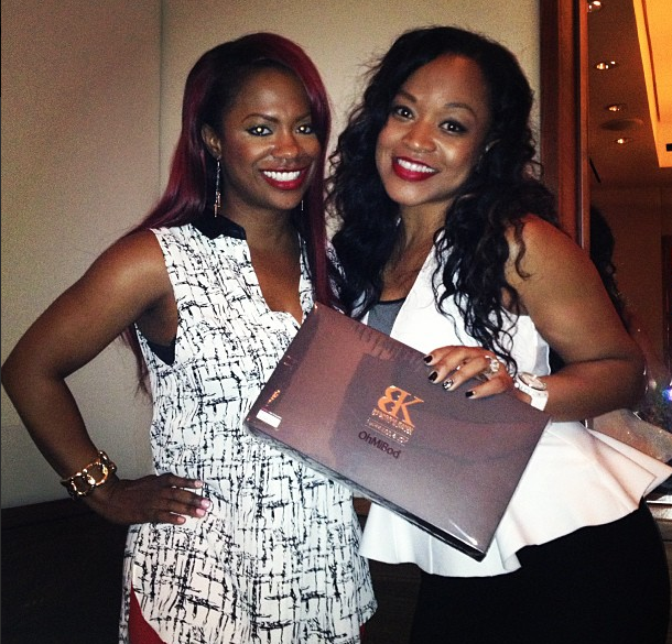 [Photos] NeYo's Fiance, Monyetta Shaw, Celebrates Birthday With Kandi & Keshia Knight Pulliam
