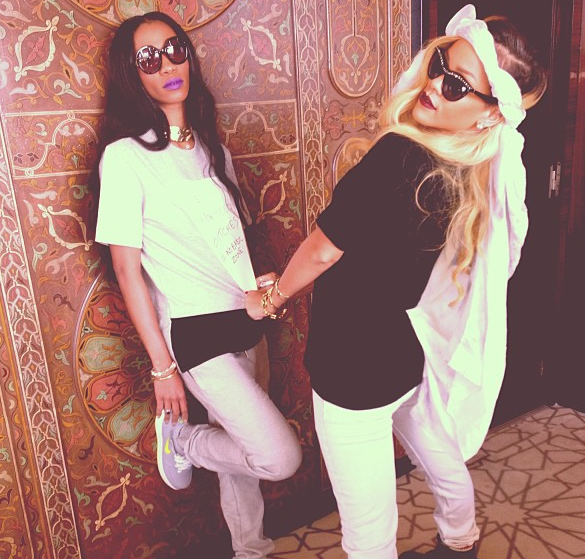 [Photos] Rihanna & Her BFF Take Over Morocco + Tyler Perry Gives $100K to Middle School