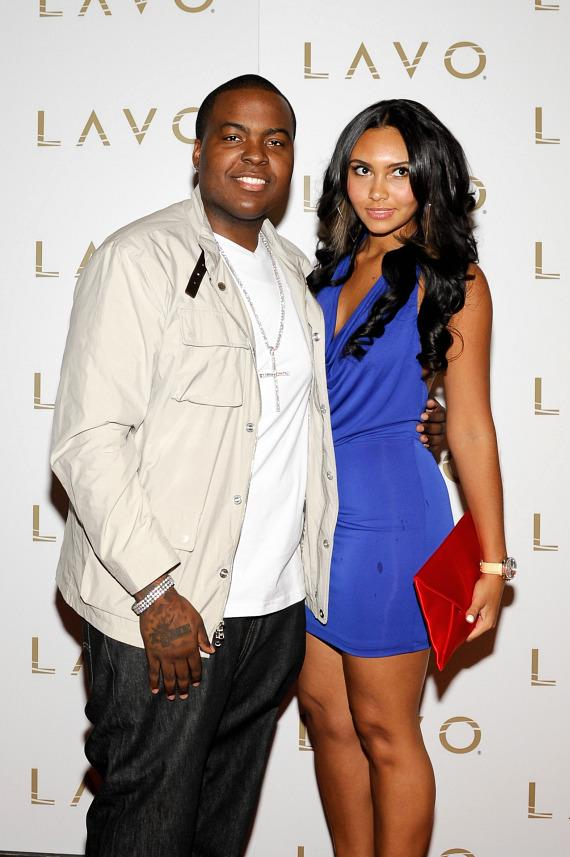 Sean-Kingston-and-Shaniece-Lozada-the breakfast club-the jasmine brand