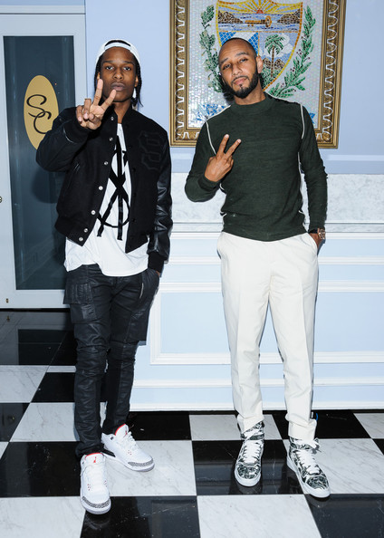 Swizz- Beatz-&- Asap -Rocky- Pose - In- NYC-The-Jasmine-Brand