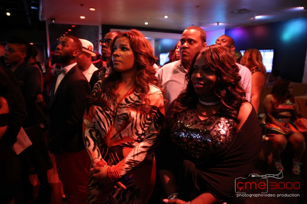 Syleena Johnson  _ Phill Thorton  _ Angie Stone-R&B Divas-season 2 premiere party-the jasmine brand