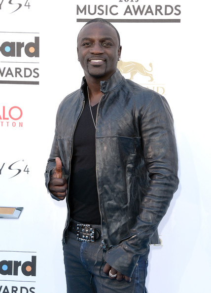 (EXCLUSIVE) Akon's Mansion in Danger of Being Foreclosed