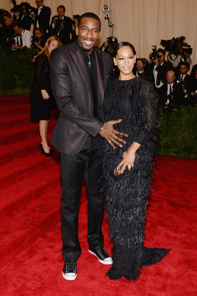 amare stoudemire-alexis stoudemire-punk chaos to couture-costume gala-the jasmine brand