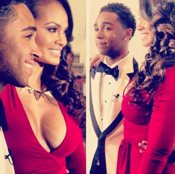 b-evelyn lozada-takes highschooler-anthony nelson to prom-the jasmine brand
