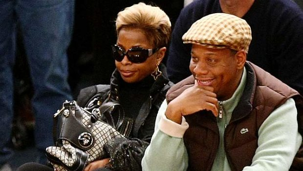 Kendu Calls Mary J. Blige Fan A Stupid A**hole For Criticizing His Wife's Tax Woes