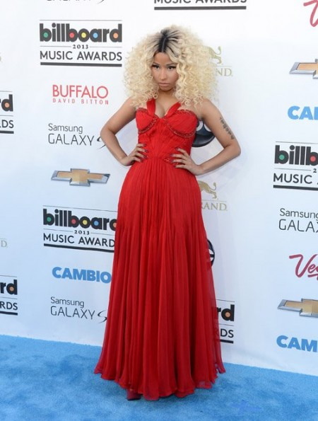 b-nicki minaj-billboard music awards 2013-bmi-the jasmine brand