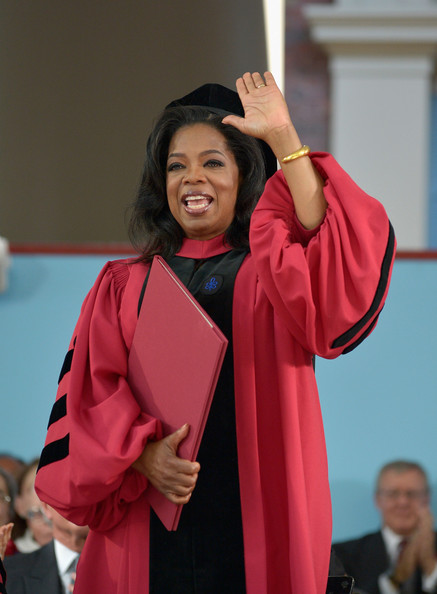 [Video] Oprah Winfrey Receives Honorary Degree, Tells Graduates: 'There Is No Such Thing As Failure!' + Check the Full Speech