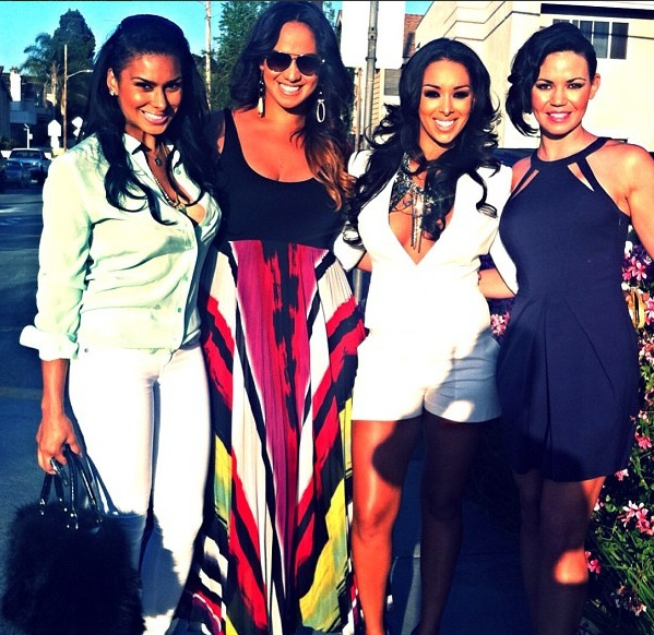 basketball wives la-gloria govan bridal shower-the jasmine brand