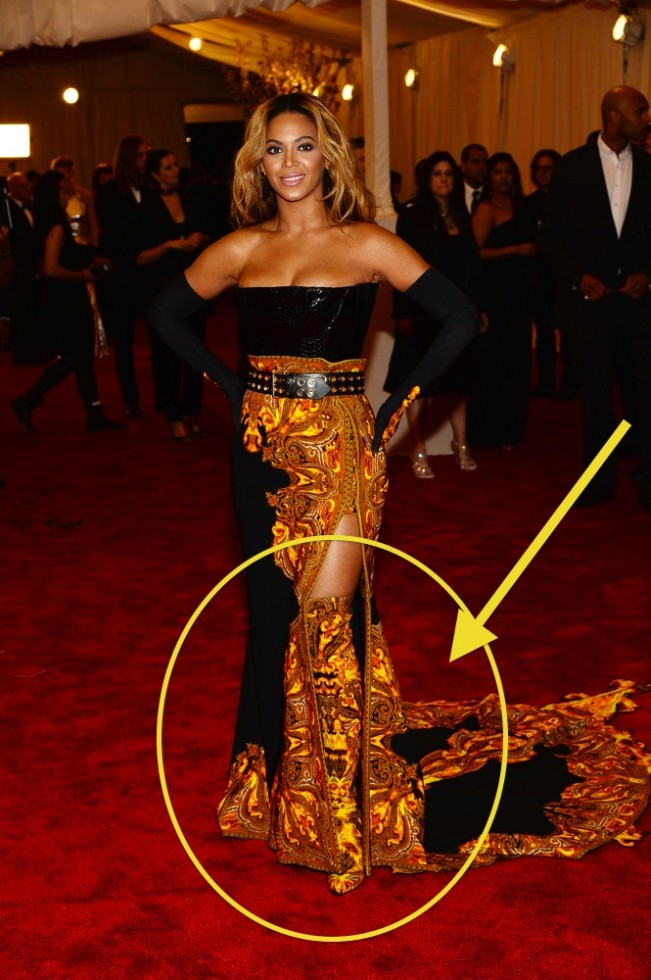 beyonce knowles-shoe-givenchy-the met gala 2013-the jasmine brand (1)