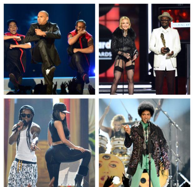 [WATCH] Billboard Music Awards Recap: Chris Brown Explains Bad Vocals, Performances + Full List of Winners