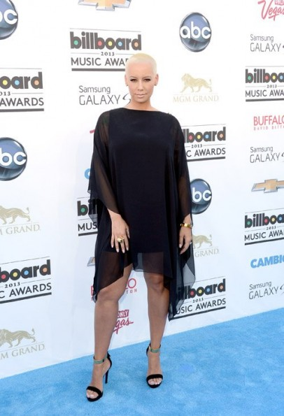 billboard music awards 2013-bmi-amber rose-the jasmine brand