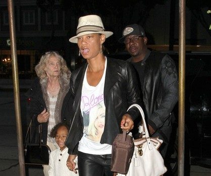 Spotted.Stalked.Scene. Bobby Brown Spends Family QT, Kerry Washington Hits GMA + More Celeb Stalking