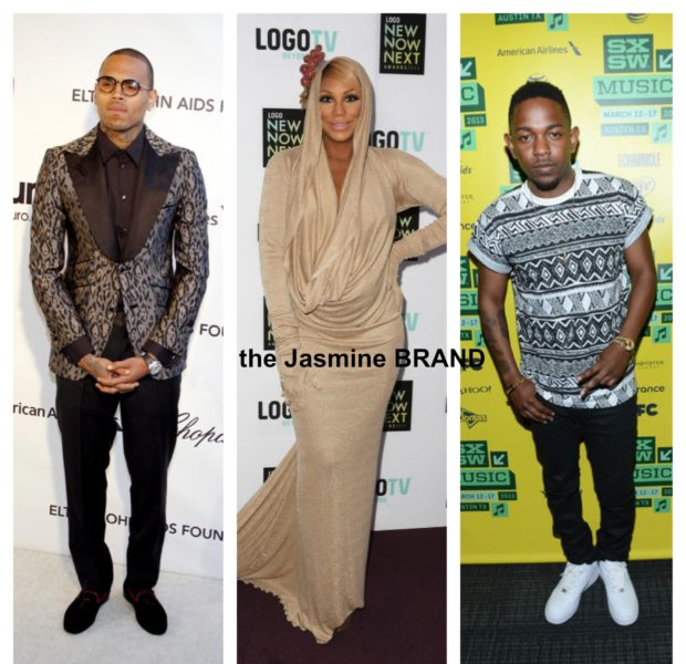 Tamar Braxton, Chris Brown & Kendrick Lamar To Attend BET Awards Press Conference + New Music: The Dream feat. Jay-Z 'High Art'