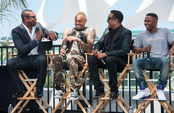 chris tucker-chris brown-charlie wilson-kendrick lamar-bet awards press conference 2013-the jasmine brand