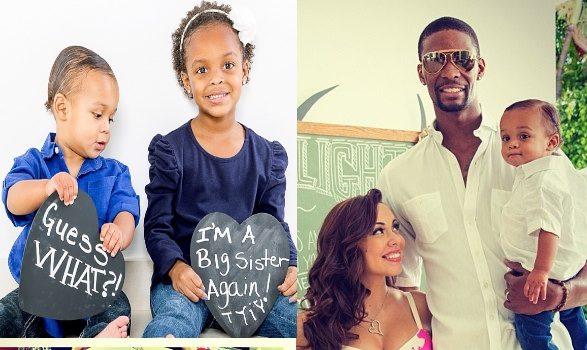 Ovary Hustlin': NBA Baller Christopher & Adrienne Bosh Expecting Baby Number 3