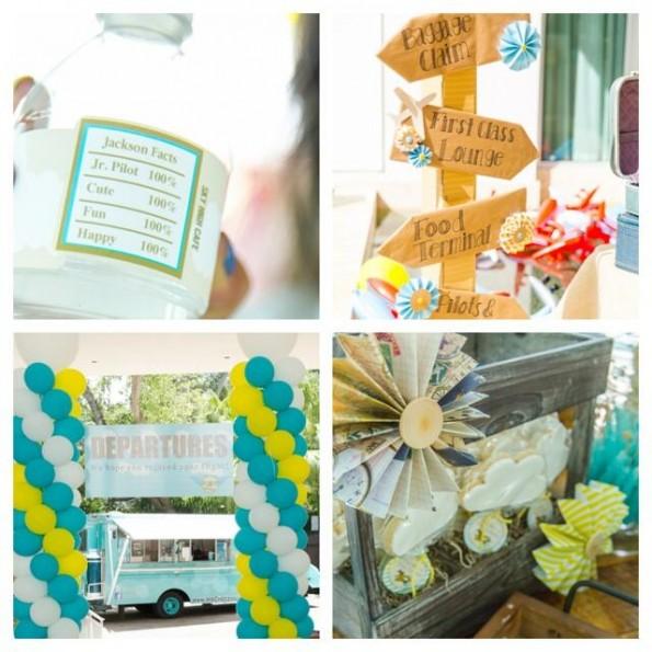 christopher bosh-adrienne bosh-throws baby 1st birthday-the jasmine brand