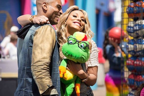 f-tamar braxton-the one video shoot-the jasmine brand