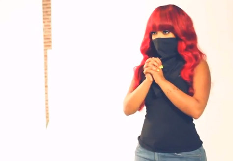 [VIDEO] K.Michelle Gives Back, Uses 'Saving Our Daughters' For 'Rebel Against' Campaign