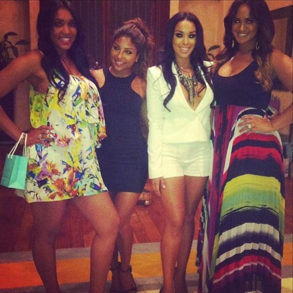i-basketball wives la-gloria govan-bridal shower-the jasmine brand