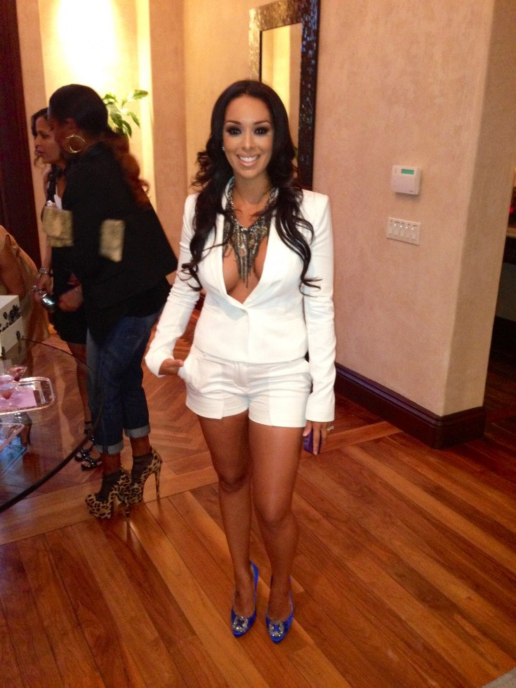 j-basketball wives la-gloria govan bridal shower-2013-the jasmine brand