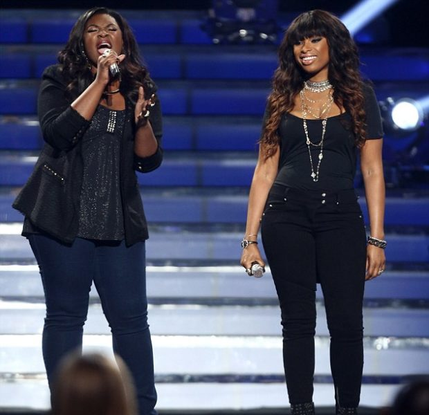 [Video] Jennifer Hudson & Candace Glover Nail 'Inseparable' Duo On American Idol
