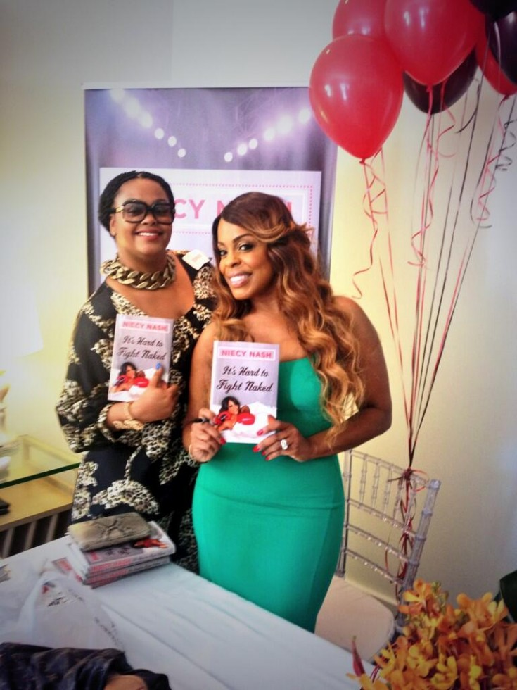 jill scott-niecy nash-book release party-the jasmine brand