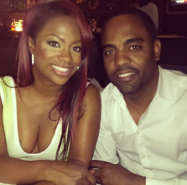 kandi fiance todd-real housewives of atlanta-kandi burruss birthday dinner 2013-the jasmine brand
