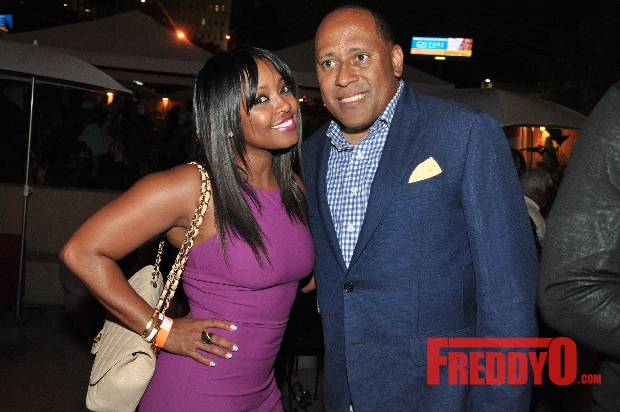 Young Jeezy, Keshia Knight Pulliam, Tameka Raymond Celebrate Frank Ski's Birthday in Atlanta