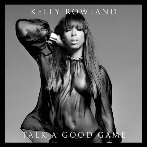 kelly rowland-talk a good game-album cover-the jasmine brand