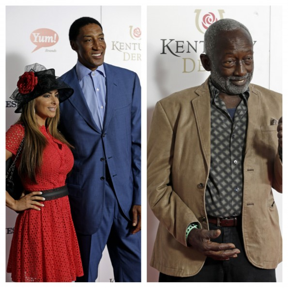 kentucky derby celebrities 2013-the jasmine brand