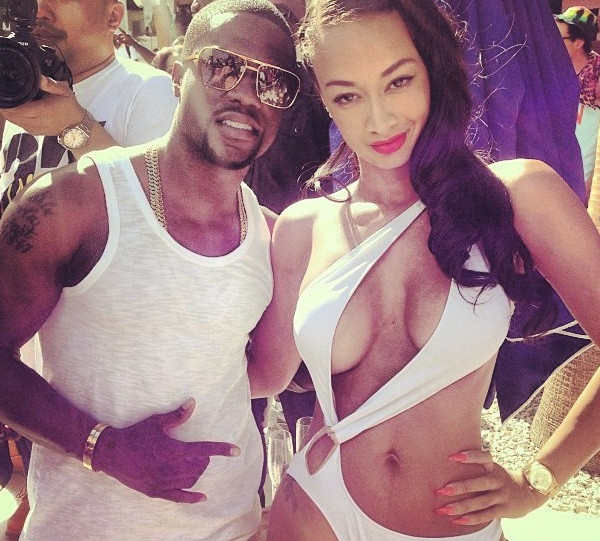 Kevin Hart, Draya, Kelly Rowland, T.I., Tiny & More Party Memorial Day