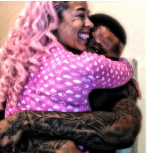 keyshia cole husband-celebrities mothers day 2013-the jasmine brand