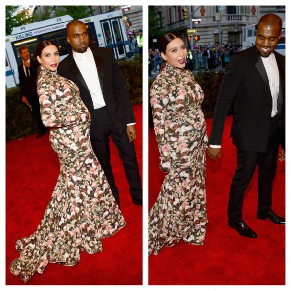 kim kardashian-kanye west-b-the jasmine brand