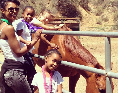 Diddy's Baby Mama, Kim Porter, Hit With Second Lawsuit By Another Nanny