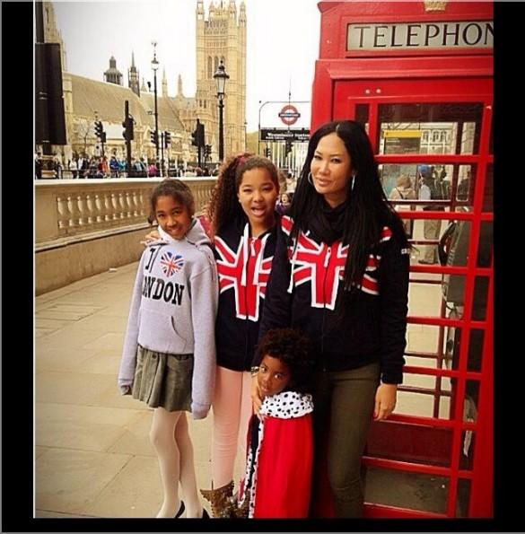 kimora lee simmons-mothers day-celebs 2013-the jasmine brand