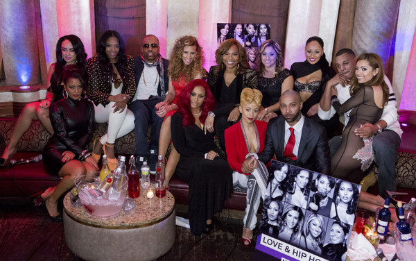 Ear Hustlin': Love & Hip Hop New York Cast Pissed At Contracts, Holding Strike Against VH1
