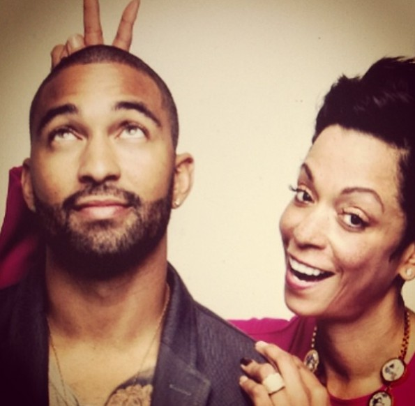 matt kemp-celebrities mothers day 2013-the jasmine brand