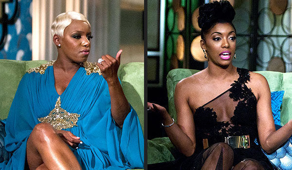 [WATCH] Nene Leakes Wanted Porsha Stewart Off RHOA + Are Porsha and Kordell 'Faking' Their Divorce? Wendy Williams Hopes Not